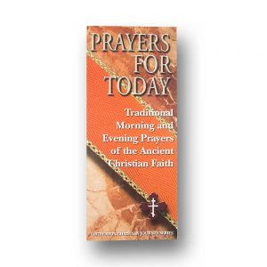 Prayers for Today Pamphlet