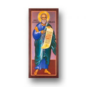 St. Silas Icon
