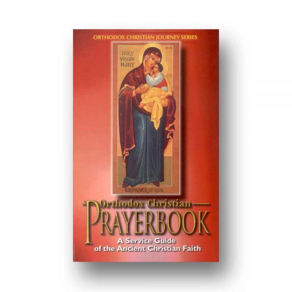 Orthodox Christian Prayerbook