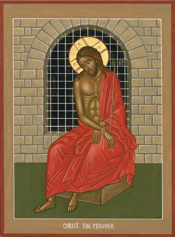 Christ the Prisoner
